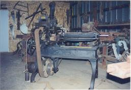 old woodworking machinery forum
